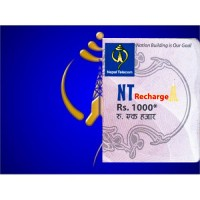 NTC Recharge card 1000/-