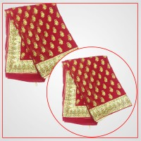 Weeding Nobel SAREE with Fancy Border