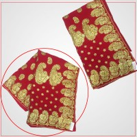 Weeding Nobel SAREE with Heavy Embroidery