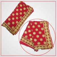 Nobel SAREE with fancy fine Embroidery